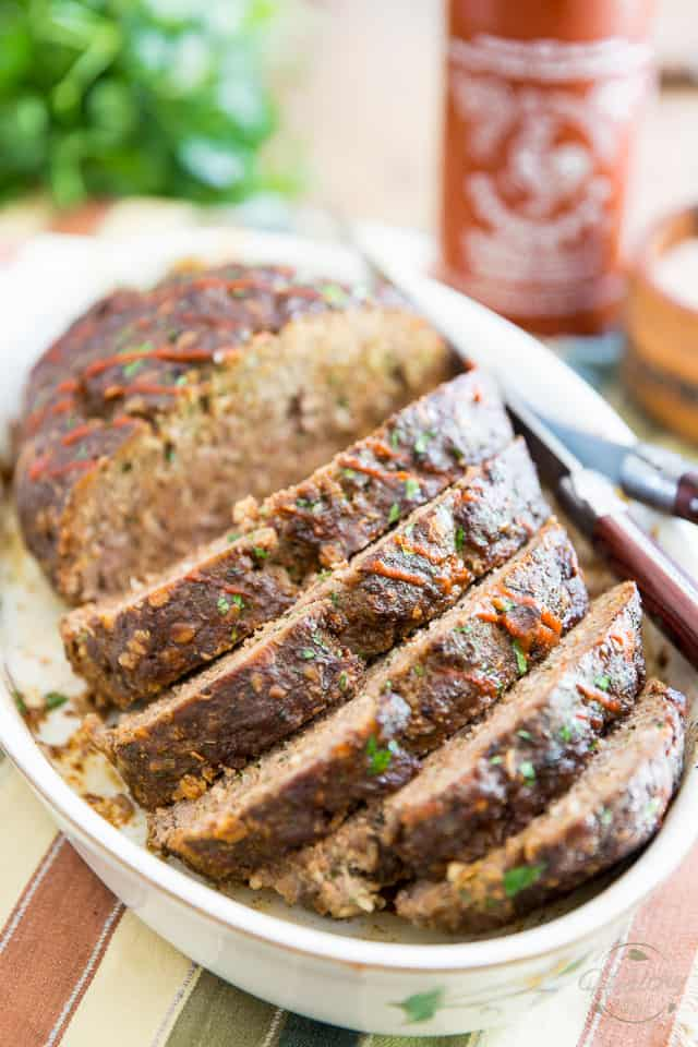 how to make homemade meatloaf mix