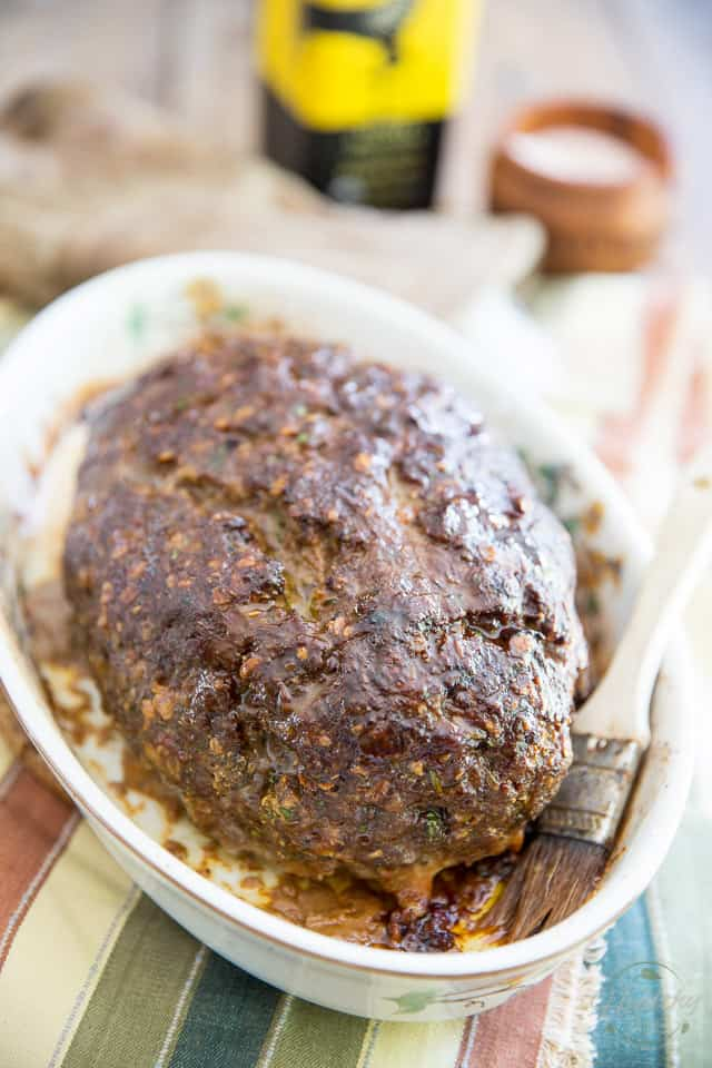 Stupid Easy No-Pan Meatloaf by Sonia! The Healthy Foodie   Recipe on theheatlhyfoodie.com