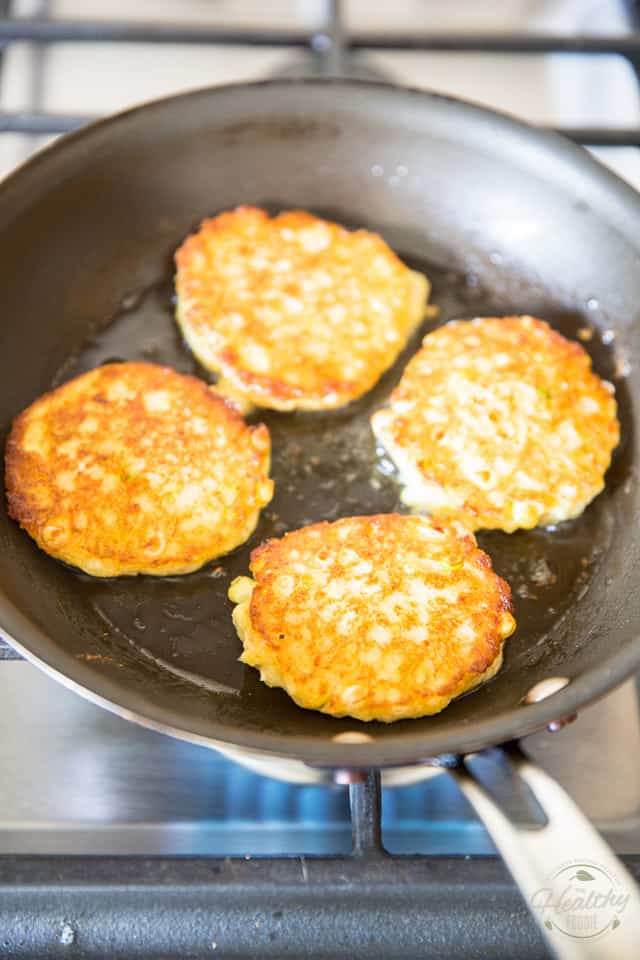 Corn Fritters by Sonia! The Healthy Foodie | Recipe on thehealthyfoodie.com
