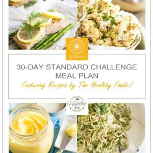 30-Day Complete Clean Eating Meal Plan