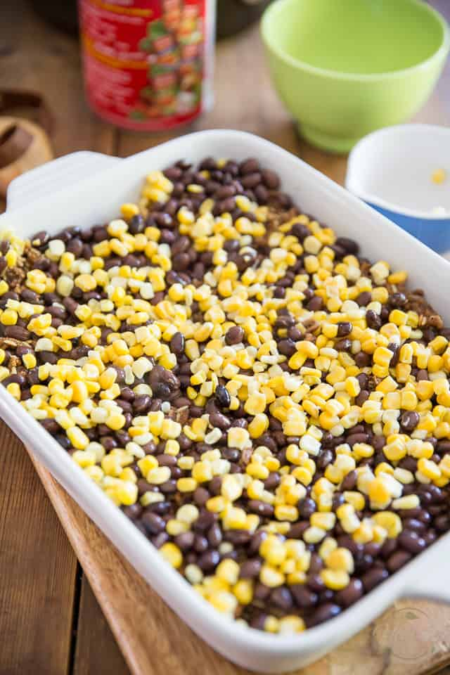 Mexican Rice Casserole by Sonia! The Healthy Foodie | Recipe on thehealthyfoodie.com