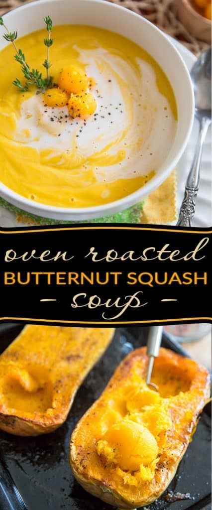 This is quite simply the easiest, most delicious Butternut Squash Soup ever! It'll undoubtedly become a Fall favorite for you and yours!