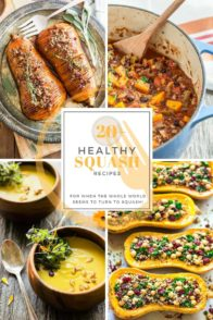 20 Healthy Squash Recipes