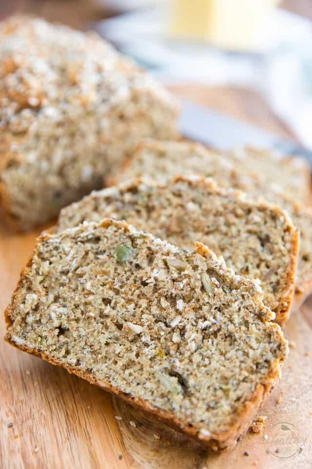 Multigrain Buttermilk Bread by Sonia! The Healthy Foodie | Recipe on thehealthyfoodie.com