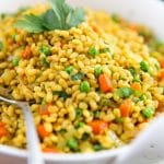 Barley Pilaf by Sonia! The Healthy Foodie | Recipe on thehealthyfoodie.com