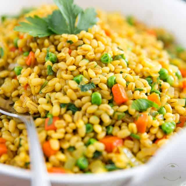 barley pilaf a delicious twist on a great classic the healthy