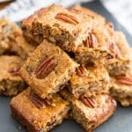 Fruit & Nuts Oatmeal Breakfast Bars by Sonia! The Healthy Foodie | Recipe on thehealthyfoodie.com