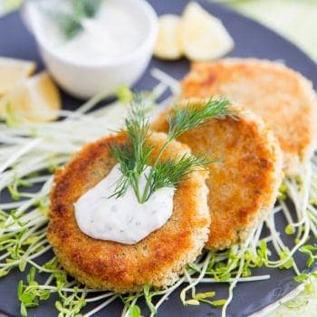 Tuna Fish Croquettes