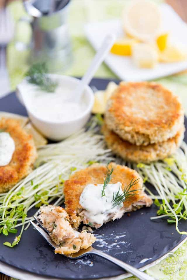Tuna Fish Croquettes by Sonia! The Healthy Foodie | Recipe on thehealthyfoodie.com