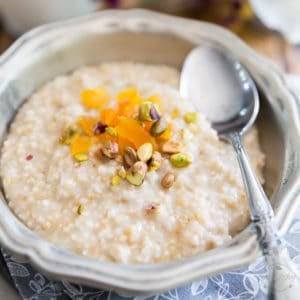 How to cook the perfect bowl of Creamy Steel-Cut Oatmeal