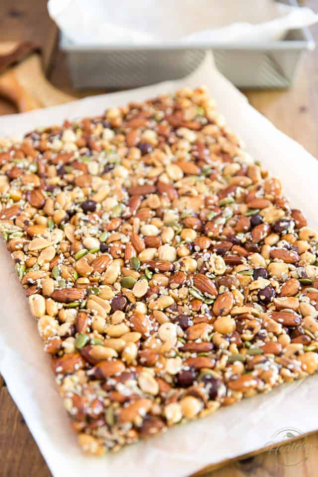 What Kind Of Nut Has A Hole >> Homemade Kind Nut Bars The Healthy Foodie