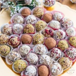 Festive Bliss Balls