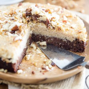 Sticky Date and Coconut Cake – Vegan and Gluten-Free