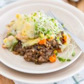 A plant-based version of a true family favorite, this Vegan Shepherd's Pie offers such a great combination of flavors and textures, you'll probably end up preferring it to the original! A perfect dish to introduce vegan options to your regular rotation, that even the hardcore meat lovers will totally fall for.