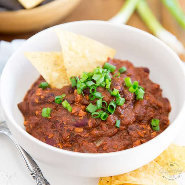 Small Batch Vegan Chili Non Carne – Ready in 30 minutes!