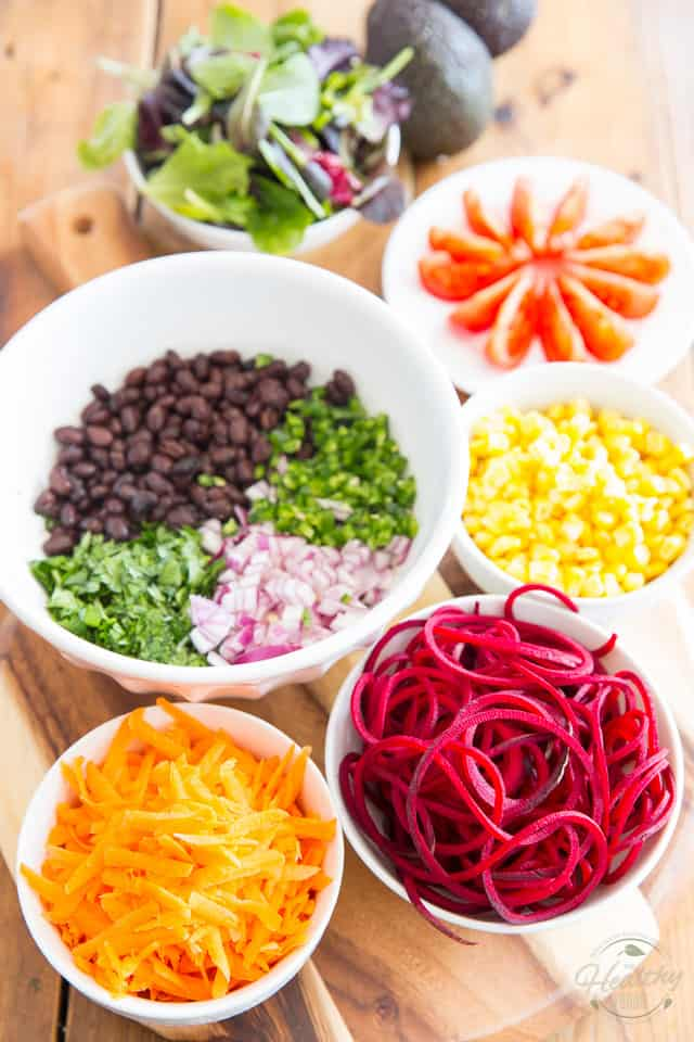 Mexicano Power Bowl by Sonia! The Healthy Foodie | Recipe on thehealthyfoodie.com